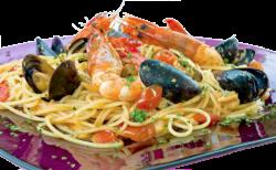 Spaghetti marisco