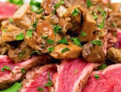 Tagliata de carne