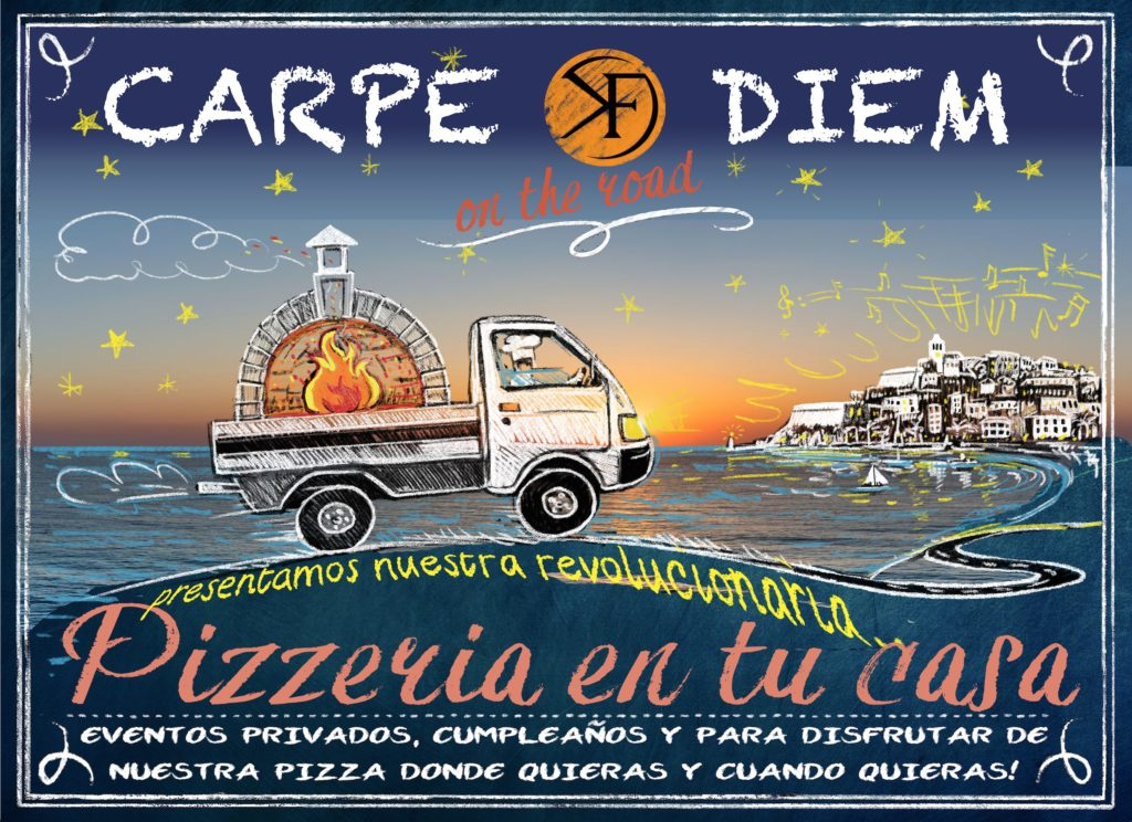 Carpediem-on the road - Food truck A