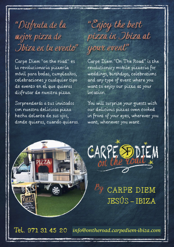 Carpediem-on the road - Food truck B