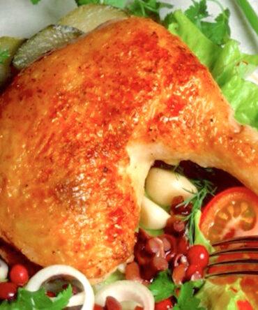 Pollo asado - Medio