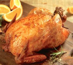 Pollo asado - Uno