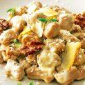Gnocchi 4 quesos